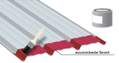 trapezblech mit antitropfbeschichtung nabcd. Black Bedroom Furniture Sets. Home Design Ideas