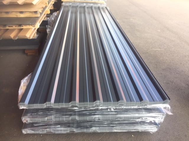 Top Trapezbleche Alu Aluminium Biberschwanzplatten Sandwichplatten #QD_68