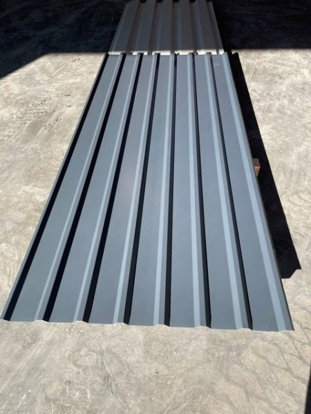 MTP 19 / 155 / 0,5 mm RAL 7016