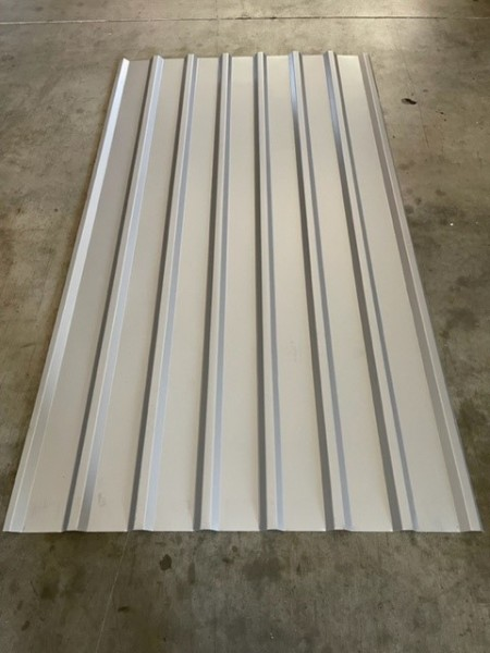 MTP 19 / 155 / 0,7mm - RAL 9006