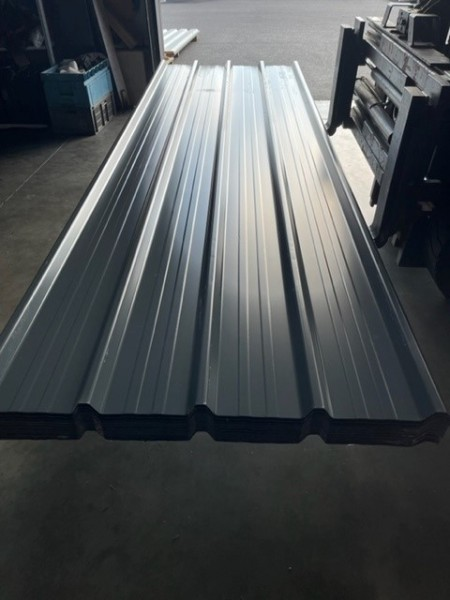 MTP 33/250 - 0,6mm - RAL 7016
