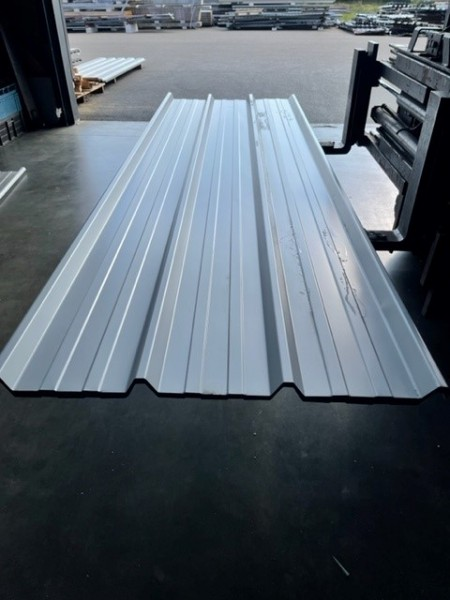 MTP 45/333 - 0,6mm - RAL 9006